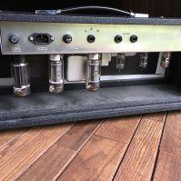JTM50 rear tubes