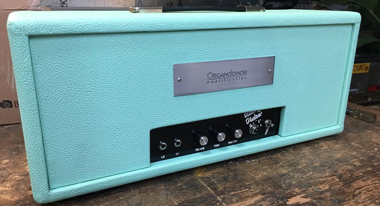 Rainmaker cab front wide side